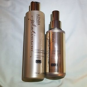 2 Kenra full size Platinum products!
